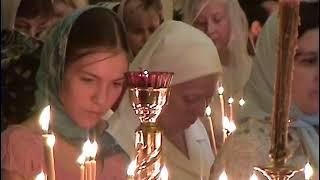 Свято-Введенский монастырь. Ризоположенческий мужской монастырь. Крестный ход