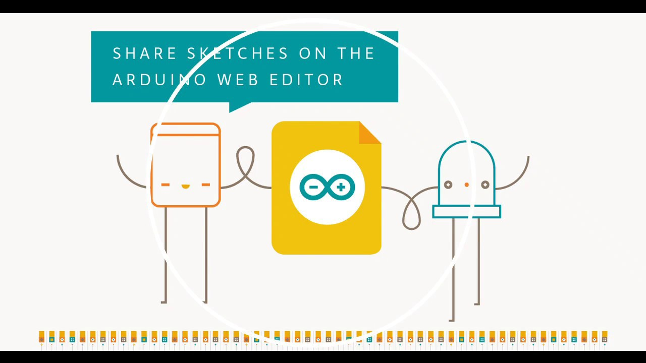Step by step guide for Arduino Web editor part 2
