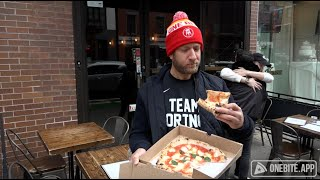 Barstool Pizza Review - Margherita NYC