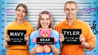 Мои родители – преступники