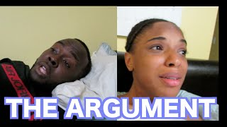 VLOG #149 THE ARGUMENT