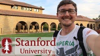 СТЭНФОРД. Стрим из Стэнфордского Университета