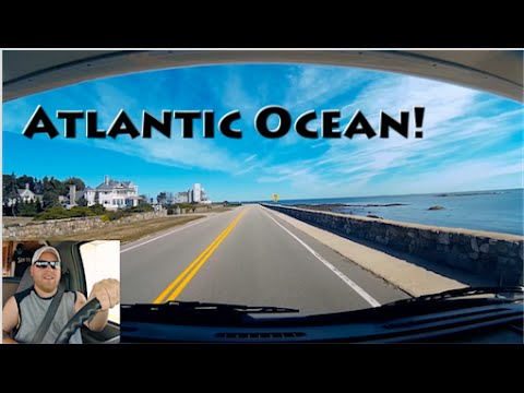 Atlantic Ocean & East Coast!