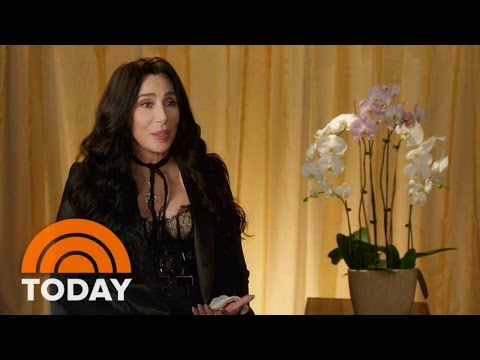 Cher On Her New Tour, Aging, And Turning Political Outrage Into Action | TODAY