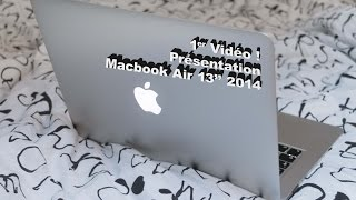 Présentation Macbook Air 13