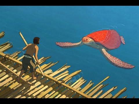 Trailer de La tortuga roja - Tra?iler espan?ol (HD) en HD
