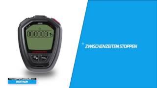 SAV - DECATHLON - ONSTART 710 - Wie funktioniert das Zwischenzeitmessen und das Visualisieren?