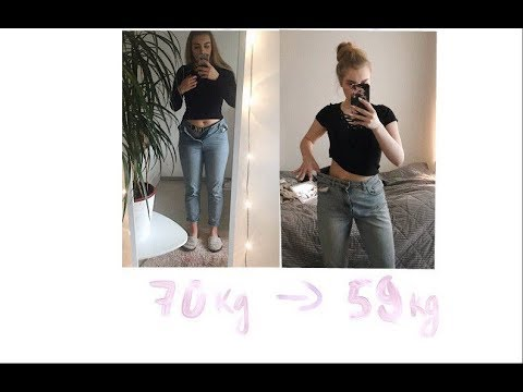 Как я похудела на 11кг   Интуитивное питание