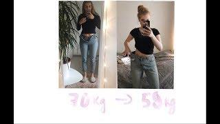 Как я похудела на 11кг | Интуитивное питание