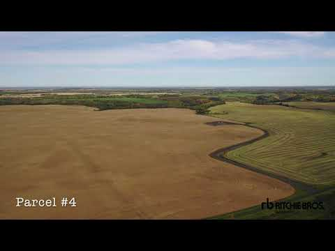 Home Quarter And Farmland For Sale In Rolla, BC  - Unreserved Auction Apr 7, 2020