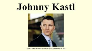 Johnny Kastl