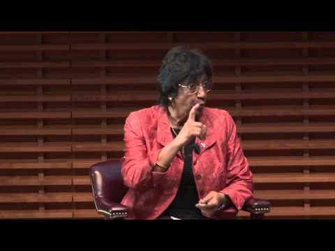Former UN Human Rights Chief Navi Pillay Delivers Inaugural Handa Center Lecture on Human Rights
