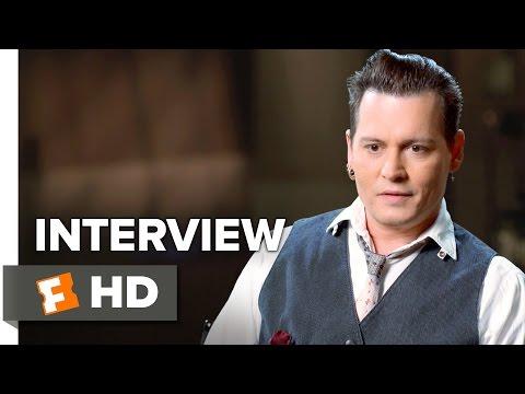 Black Mass Interview - Johnny Depp (2015)...