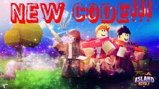 *NEW* FAVS CASH CODE FOR ROBLOX ISLAND ROYALE!!! #42