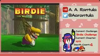 Mario Golf: Toadstool Tour Birdie Challenge + Side Games (Twitch Stream)