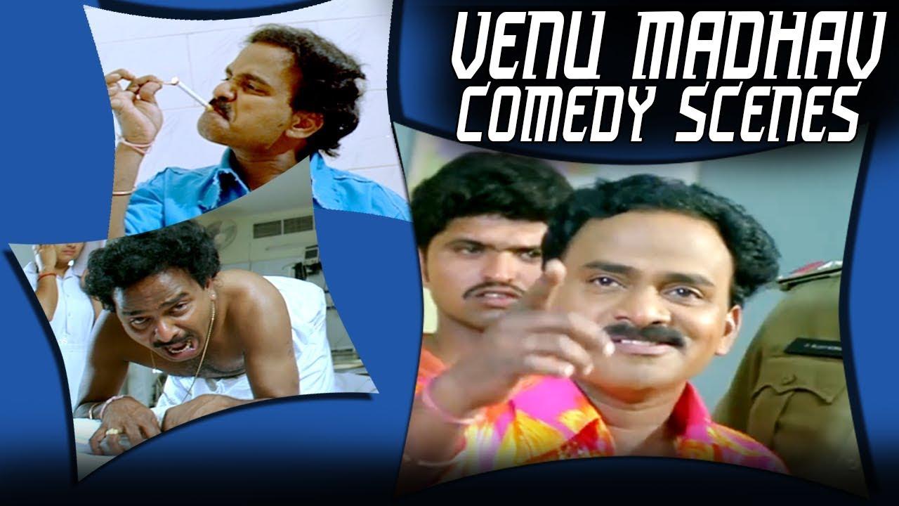 Venu Madhav Best Comedy Scenes | 2018 Best Hindi Dubbed Comedy Scenes
