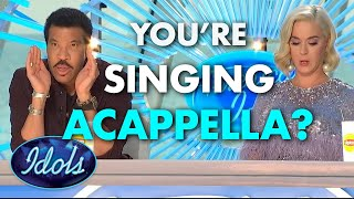IDOL ACAPPELLA AUDITIONS | Idols Global