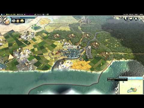 Civilization V Gods & Kings Day 8-10