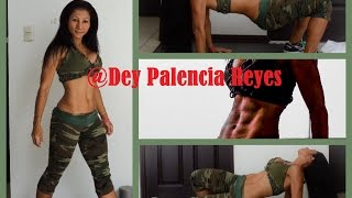 Entrenamiento 153, Ejercicios para abdomen bajo- Exercises for lower abdomen