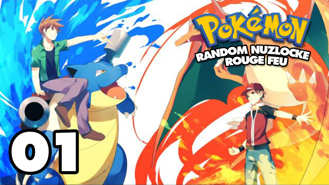 pokemon rouge feu randomizer