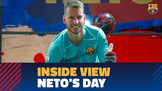 [BEHIND THE SCENES] 24 hours with Neto