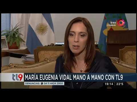 Vidal habla de los incidentes en Pepsico