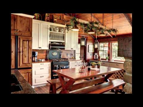 photos gallery of lake house kitchen design ideas with rustic interior decorating style - Lake Home Design Ideas