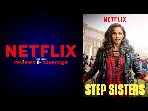 Step Sisters with guest Chuck Hayward - Netflix News