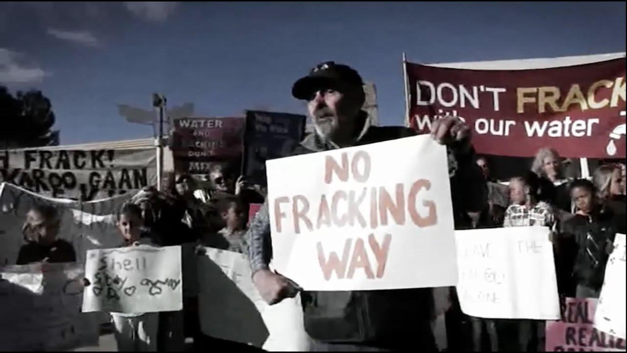 La guerra del Fracking de Pino Solanas HD DZ