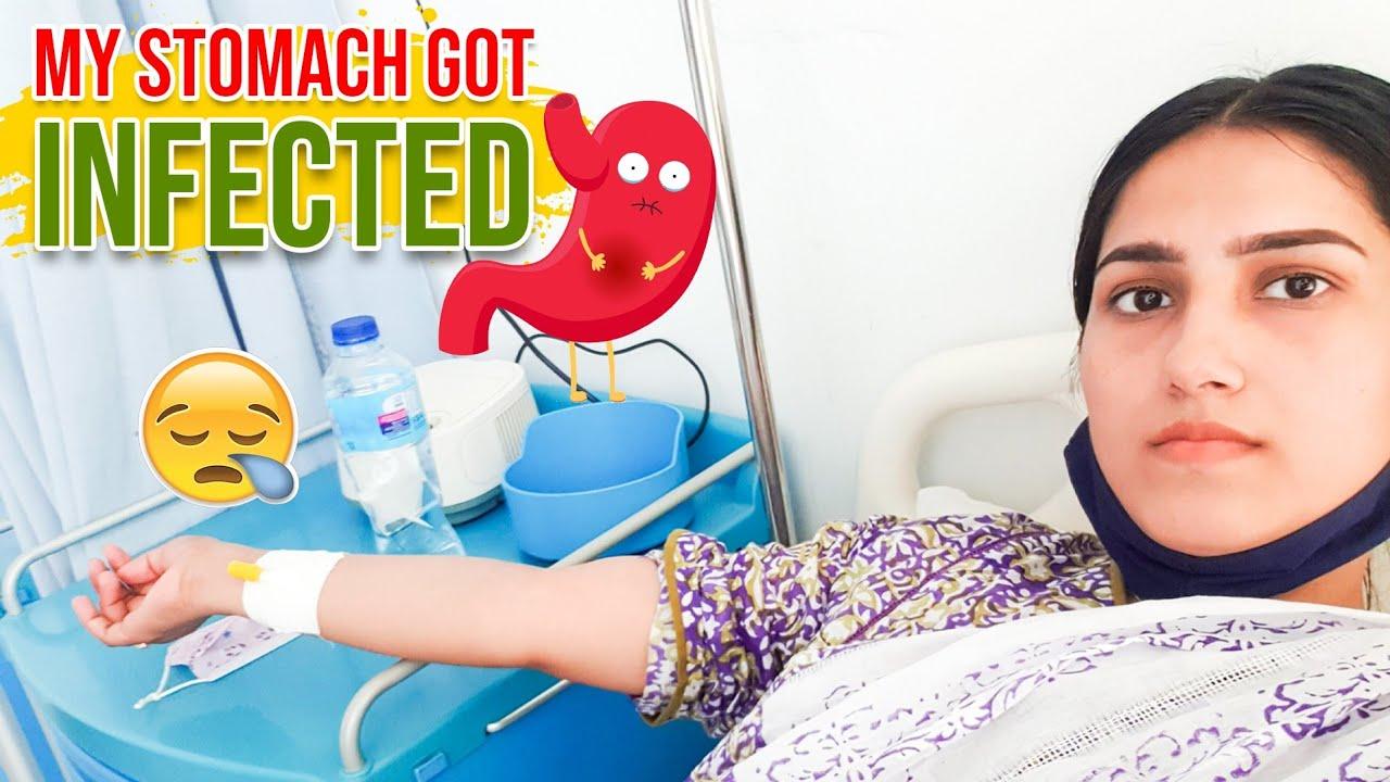 My Stomach Got Infected   Natasha Waqas Vlogs