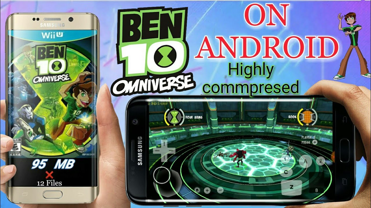 Ben 10 Omniverse 2 Rom download for Nintendo Wii (USA)