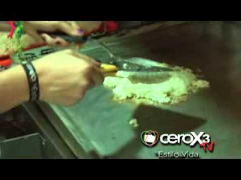 """El Reto - Comidas """"Pañuelos de Chocolo"""" - Cerox3"""