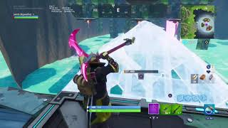 Fortnite glitch under the map with gamerkid401 (don't try)