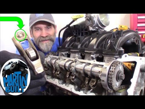 How to Install Upgraded Rocker Arms on a Jeep, Dodge 3.7 & 4.7