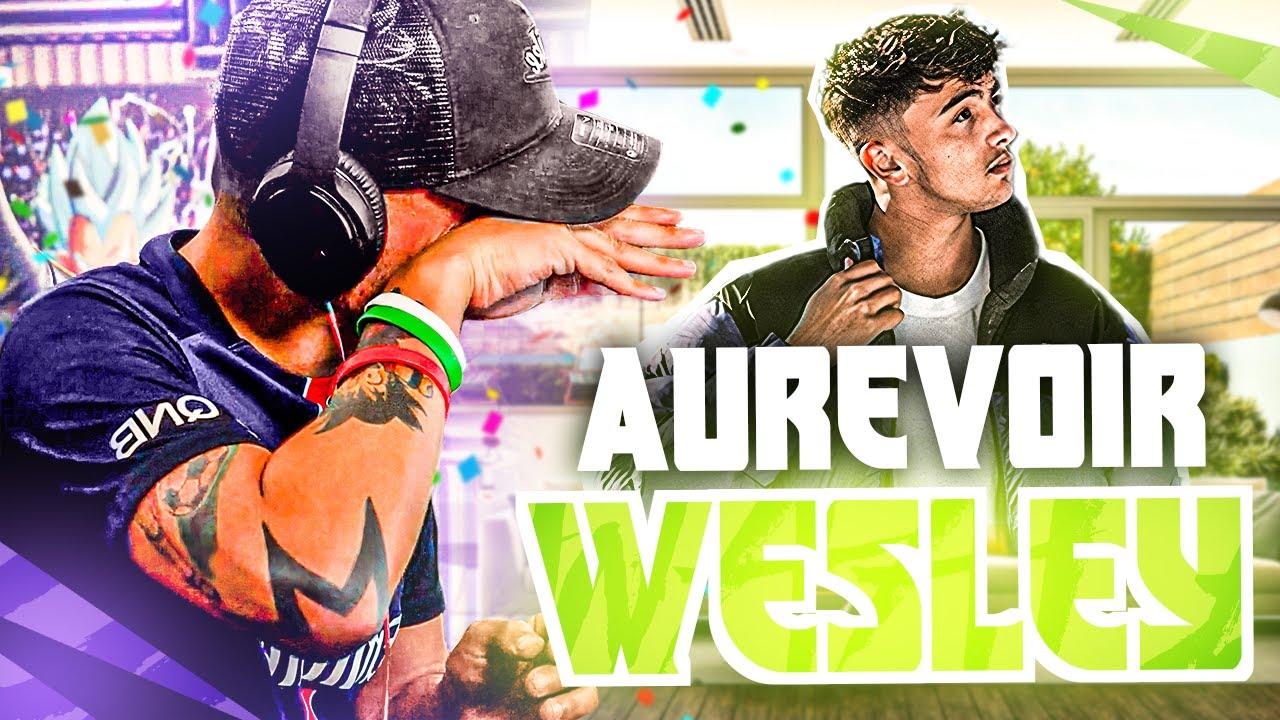 Download AUREVOIR WESLEY
