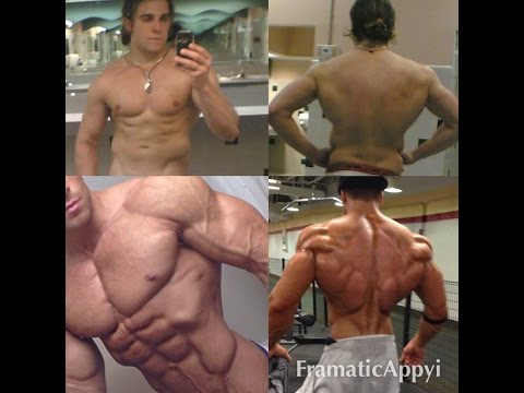 Bodybuilding: Training Naturally vs  Unaturally