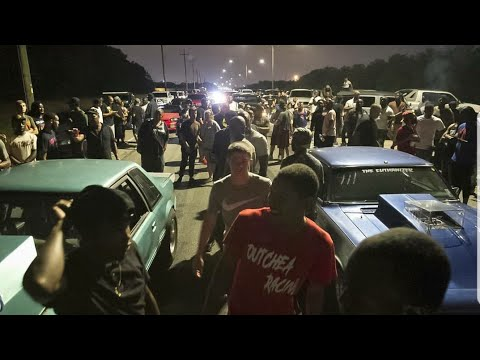 Street Outlaws New Orleans Street racing