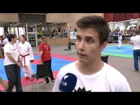 Escaldes Karate Open 2014