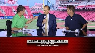 Joe Torre on 2015 All-Star Game and Replays