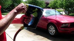 Mr. Clean DIY Car Wash with AutoDry-Full Review and Demonstration