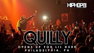 "Quilly Performs ""Real One"" Live at The TLA (2/25/15)"