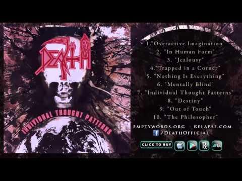 DEATH -'Individual Thought Patterns'  Reissue (Full Album Stream)