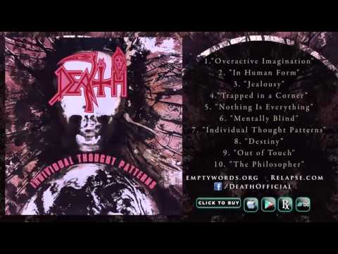 DEATH -'Individual Thought Patterns' Reissue (Full Album Stream)