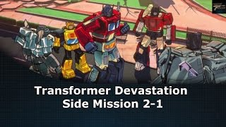 Transformers Devastation Side Mission 2-1