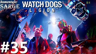 Zagrajmy w Watch Dogs Legion PL odc. 35 - Dom śmierci