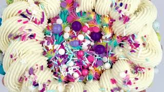 Whoppers Malted Milk Balls Vanilla Cake 17