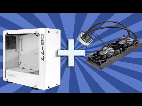 evga - products - evga clc 120mm all-in-one cpu liquid cooler, 1x 120mm fan,  intel, 5 yr warranty, 400-hy-cl11-v1 - 400-hy-cl11-v1