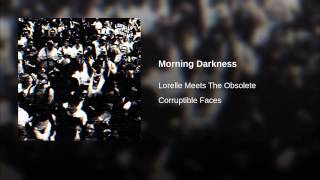 Morning Darkness