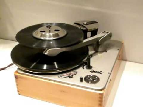 Dual 1001 Vintage Record Player