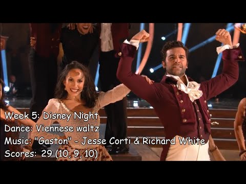 Juan Pablo Di Pace - All Dancing With The Stars Performances